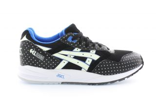 ASICS Gel Saga Glow Black/Blue WMNS