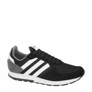adidas 8K leren sneakers zwart (heren) (zwart)
