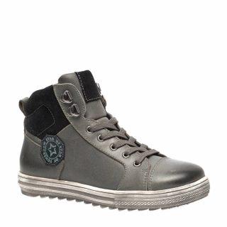 TwoDay sneakers grijs jongens (grijs)
