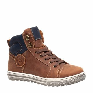 TwoDay sneaker bruin jongens (bruin)