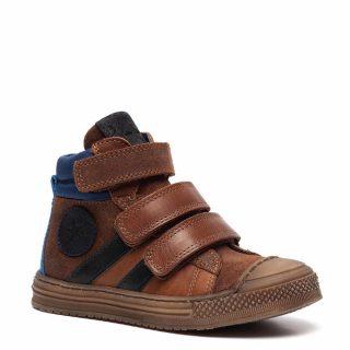 Groot sneakers bruin jongens (bruin)
