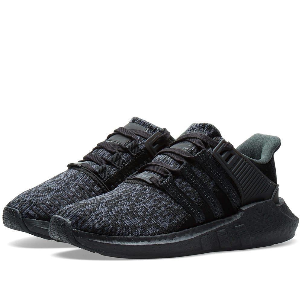 adidas Originals Heren EQT Support 9317 Sneakers Gebroken Wit