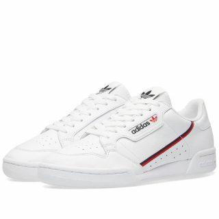 Adidas Continental 80 (White)