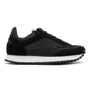 Comme des Garcons Comme des Garcons Black Spalwart Edition Tempo Sneakers