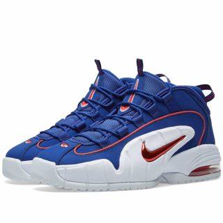Nike Air Max Penny (Blue)