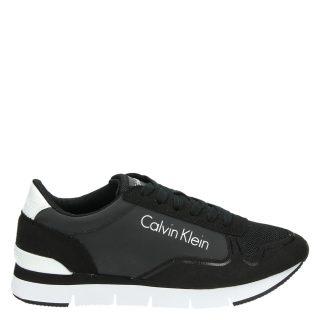 Calvin Klein Tori lage sneakers zwart