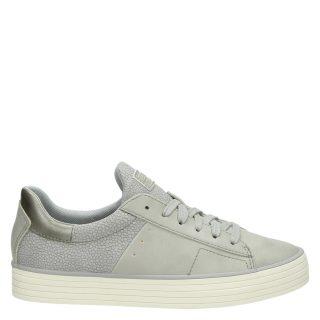 Esprit lage sneakers grijs