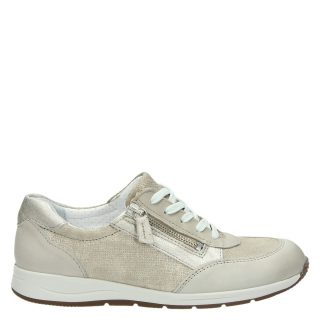 Nelson lage sneakers goud