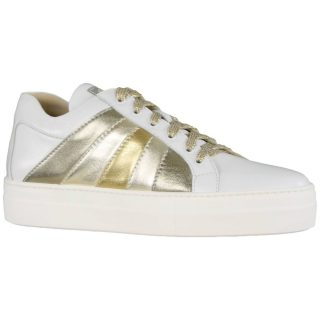 Shi's 1611-1 sneakers (wit)