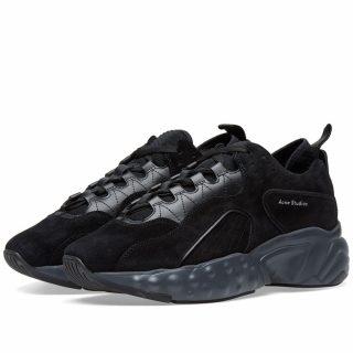 Acne Studios Rockaway Oversize Sneaker (Black)