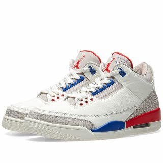Nike Air Jordan 3 Retro (White)