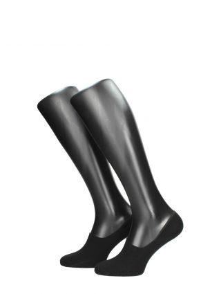 Visions 3 paar sneaker sokken – Zwart