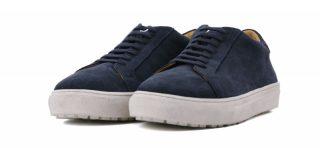 Giuseppe Maurizio sneaker blauw