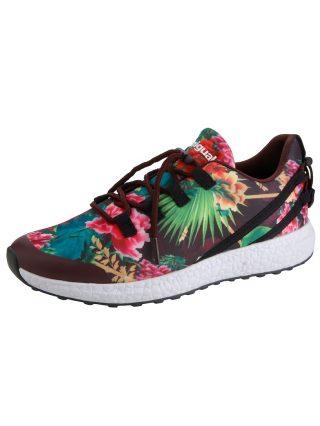 Sneaker Desigual bordeaux/multicolor