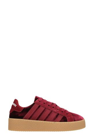 Dsquared2 Dsquared2 Barney Sneakers (rood)