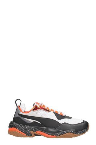 Puma Puma Thunder Electric Black-orange Sneakers (zwart)
