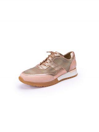 Sneakers Van Scarpio lichtroze