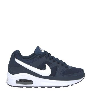 Nike Air Max Command lage sneakers blauw