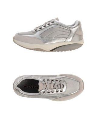Mbt 44740873NP Sneakers (zilver)