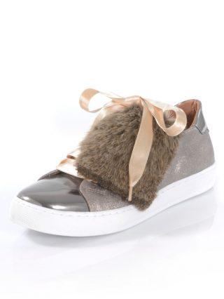 Sneaker Alba Moda taupe