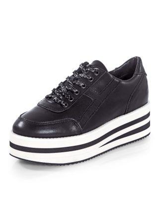 Sneaker Alba Moda zwart