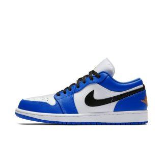 Air Jordan 1 Low Herenschoen - Blauw blauw