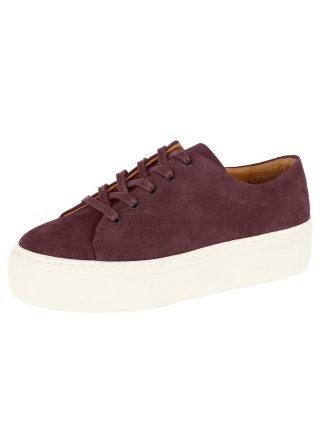Sneaker Alba Moda bordeaux