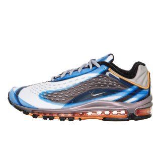 Nike Air Max Deluxe (blauw/grijs/oranje/zwart)