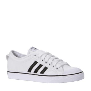 adidas originals Nizza sneakers (wit)