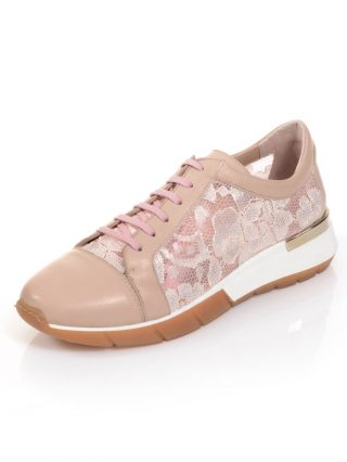 Sneaker Alba Moda roze