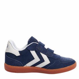 Hummel Victory Infant peacoat sneakers jongens (blauw)