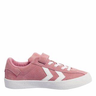 Hummel Diamant Jr Foxglove sneakers meisjes (roze)