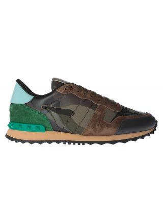 Valentino Valentino Camouflage Sneakers (Overige kleuren)