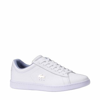 Lacoste Carnaby EVO 118 sneakers (dames) (wit)