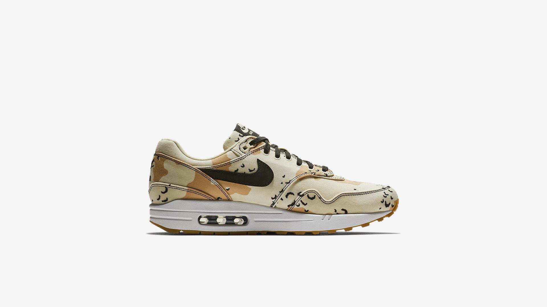 "Nike Air Max 1 Premium ""Desert Camo"" (875844-204)"