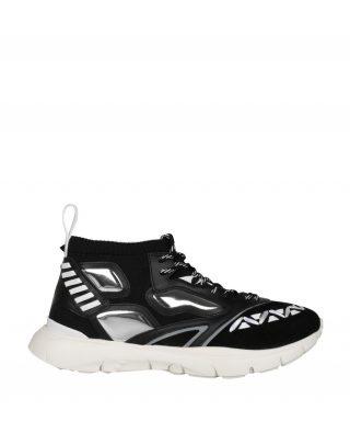 Valentino Garavani Valentino Garavani Heroes Reflex Sneakers (zwart)