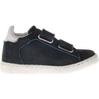 Pinocchio Lage klittenband sneaker blauw
