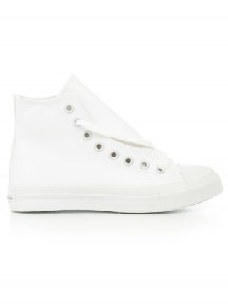 Junya Watanabe Comme Stivaletto Sneakers (wit)