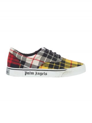 Palm Angels Palm Angels Distressed Check (multicolor)