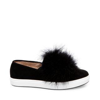 Steve Madden EMILY Slip-on Sneakers Zwart dames