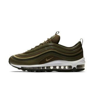 Nike Air Max 97 Damesschoen - Olive Olive