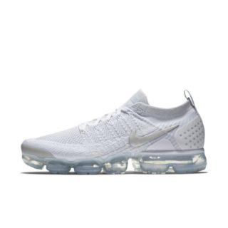 Nike Air VaporMax Flyknit 2 Hardloopschoen voor heren - Wit wit