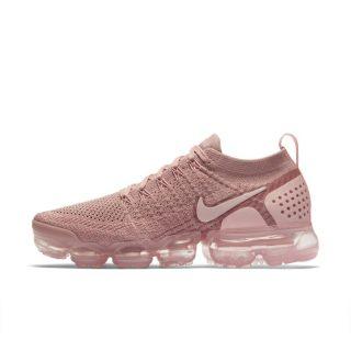 Nike Air VaporMax Flyknit 2 Hardloopschoen voor dames - Roze roze