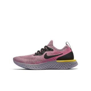 Nike Epic React Flyknit Hardloopschoen voor kids - Paars Paars