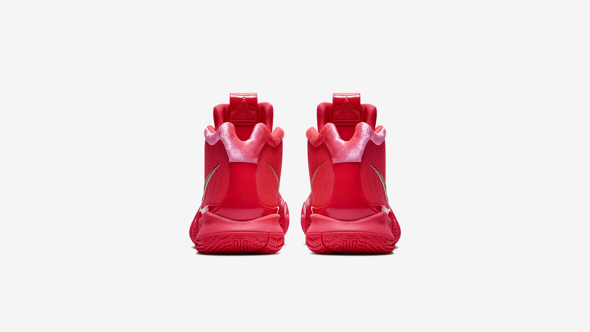 "Nike Kyrie 4 ""Red Carpet"" (943806-602)"