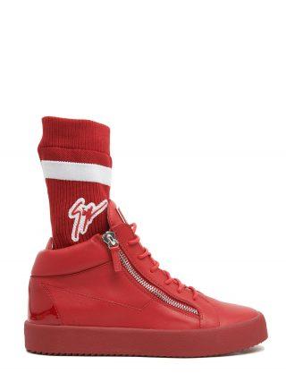 Giuseppe Zanotti Giuseppe Zanotti socks Shoes (rood)