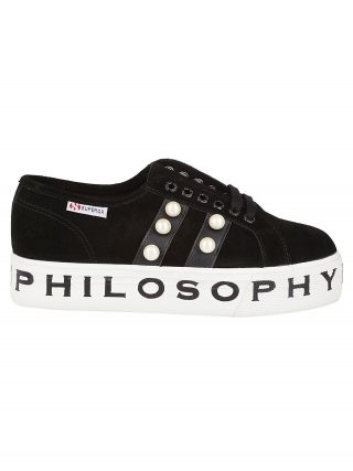 Philosophy di Lorenzo Serafini Philosophy Di Lorenzo Serafini Superga X Philosophy Sneakers (Overige kleuren)