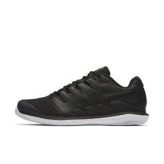 Nike Air Zoom Vapor X HC Tennisschoen voor heren - Zwart Zwart