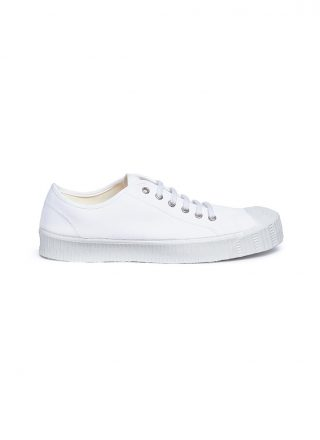 Spalwart 'Special Low' canvas sneakers (wit)