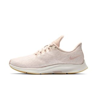 Nike Air Zoom Pegasus 35 Premium Hardloopschoen voor dames - Cream Cream